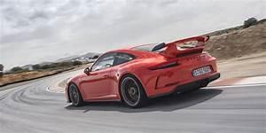 New 911 Gt3  U2013 Porsche 991 2 Gt3 Manual First Drive