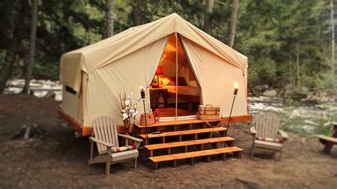 tent and table new york startup n y company targets 39 gling 39 trend rv business