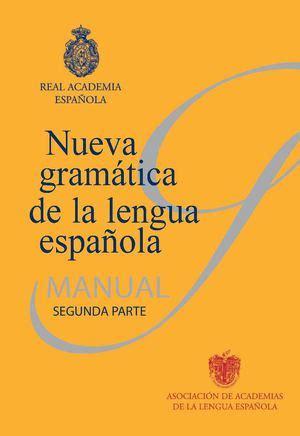 Calaméo Nueva gramática de la lengua española Manual