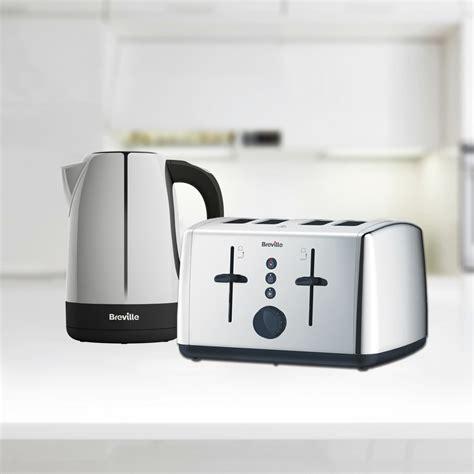 toaster kettle sets vista collection 1 7l jug kettle and 4 slice toaster set