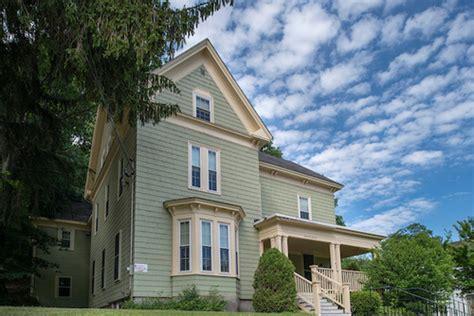wilson house residence life health education bates college