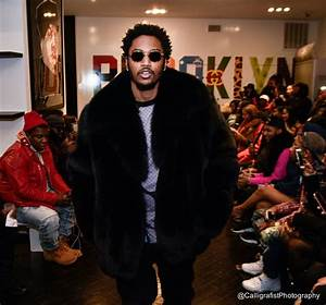 Fabolous Closed Out NYFW With His First-Ever Runway Show ...
