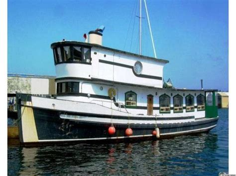 Old Boat Turned Into House by Old Boats Converted To Homes Myideasbedroom