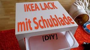 Ikea Faktum Schublade : ikea lack mit schublade diy youtube ~ Watch28wear.com Haus und Dekorationen