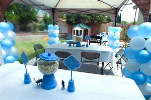 Disney Frozen Party Decoration Ideas - Two Sisters