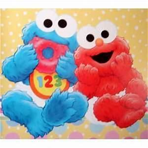 Sesame Street Baby Elmo Plush Costume Infant 12 18M on ...