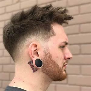 Coupe Courte Homme 2018 : mode homme 2018 barbe ~ Melissatoandfro.com Idées de Décoration