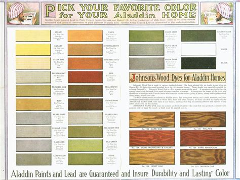 house color scheming
