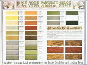 Little Old House  Color Scheming