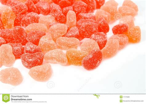 Sweetheart Of Candy Used Stock Image Image Of Background