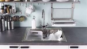 ikea cuisine rangement mural youtube With rangement pour ustensiles cuisine