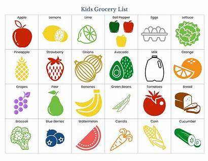 Grocery Visual Discovery Station