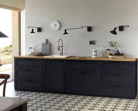 la cuisine de bistrot une cuisine déco à composer et déco
