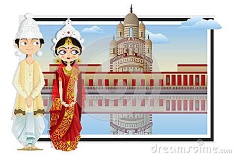 bengali wedding clipart  clip art