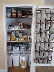 Getting Your Pantry In Shape: Seven Ideas that Make the ...