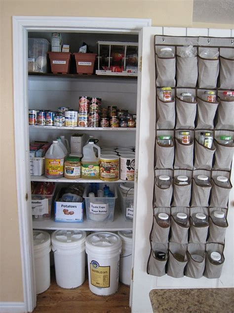 Getting Your Pantry In Shape: Seven Ideas that Make the