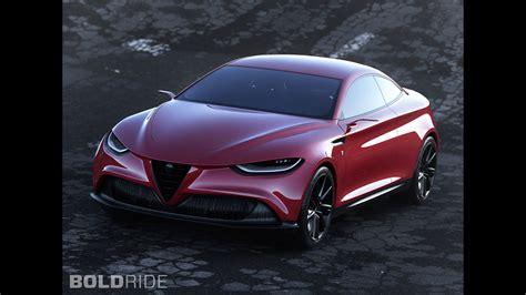 Alfa Romeo Concept Cars by Alfa Romeo Gran Turismo Leggera Concept