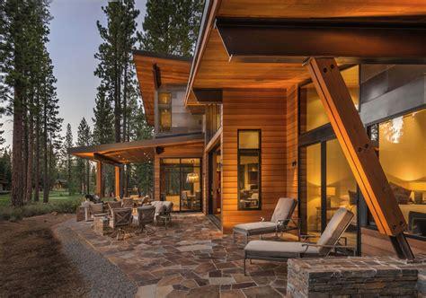 cabin patio patio rustic with outdoor living contemporary