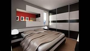 Interior, Design, Idea, Decorate, A, Small, Bedroom, For, Small