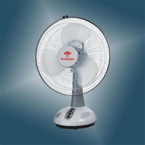 aa battery operated table fans rechargeable emergency ac dc battery operated table fan