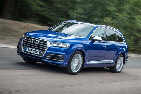 New Audi Sq7 On Sale Now Prices And Full Specs  Auto Express