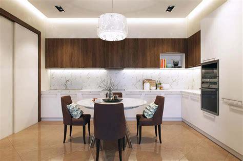 salle 224 manger design dans un petit appartement de ville moderne design feria
