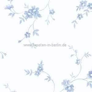 Tapete Blümchen Landhausstil : tapete landhausstil kleine blumen blau online kaufen meine in 2019 tapeten tapeten ~ A.2002-acura-tl-radio.info Haus und Dekorationen