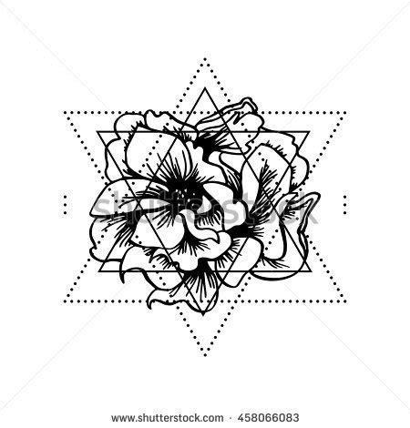 abstract pencil drawing stock illustration 64127338
