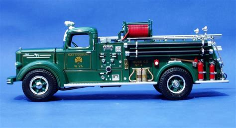 Mack L Fire Truck - Martinsburg | Model Trucks | Pinterest