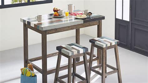 table de cuisine alinea 10 tables hautes pour votre cuisine