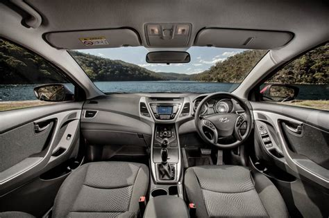 2014 Hyundai Elantra Interior by Hyundai Cars News Elantra Series Ii Pricing And Specs