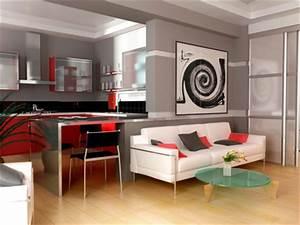 Décoration de la maison: Comment decorer un studio de 30m2