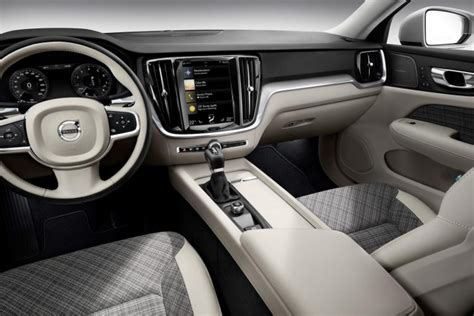 Volvo S60 2019 Interior by All New 2019 Volvo S60 Sedan To Debut Mid Year