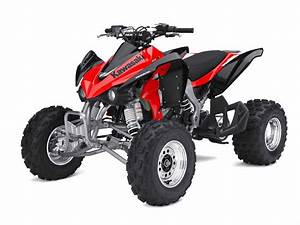 2009 KAWASAKI KFX450R ATV pictures