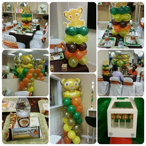 King Baby Shower Decorations - king baby shower ideas photo 1 of 4 catch
