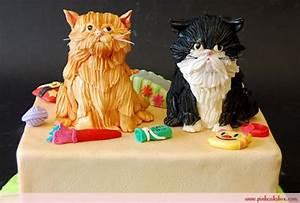 Quando i gatti si trasformano in torte