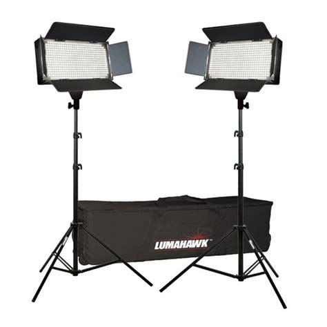 rent lighting lumahawk  point led light kit delivery