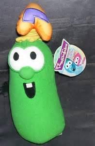 VeggieTales Larry the Cucumber Plush