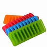 1X Chocolate Mold Bar Finger Shaped 3D Silicone Candy ...