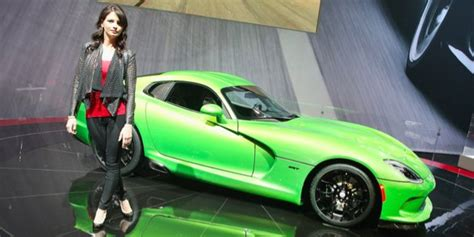 The Coolest Cars From The 2014 Chicago Auto Show