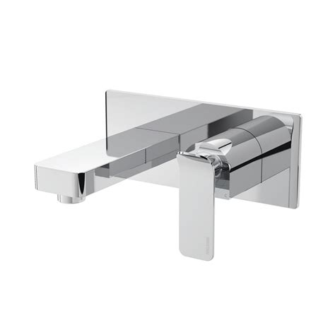 Wall Mounted Bath Filler And Shower by Bristan Alp Alp Wmbf C Wall Mounted Bath Filler Chrome