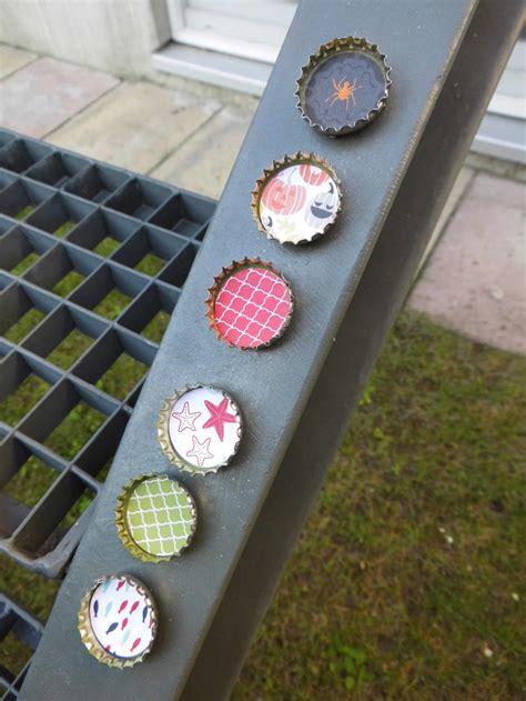 upcycling mit kronkorken handmade kultur