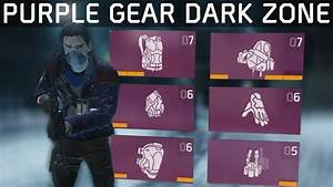 The Division | Purple Gear Dark Zone Challenge | Patch 1.8 ...