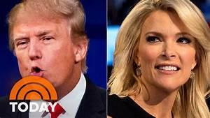 Donald Trump Meets Megyn Kelly In Closed Door Meeting ...