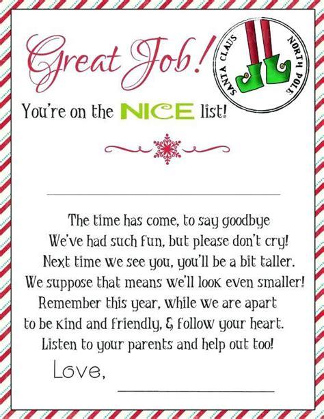 elf   shelf letter template printable magic elf