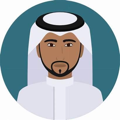 User Arab Muslim Avatar Culture Icon