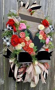 Valentines, Day, Wreath, Rustic, Valentines, Wreath, Farmhouse, Valentines, Wreath, Heart, Wreath
