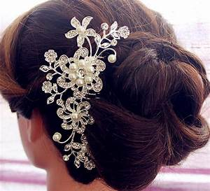 Staple Youre Brooches With Wedding Hair Style