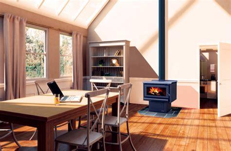Wood Fireplace Masport Redwood