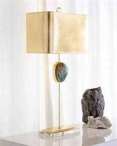 Lampe En Pierre : lampe de chevet design 20 luminaires modernes brillant plus qu un titre ~ Teatrodelosmanantiales.com Idées de Décoration